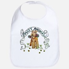 Airedale Terrier Party Bib