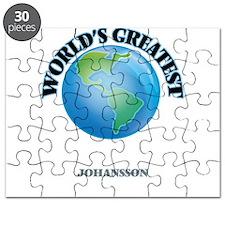 World's Greatest Johansson Puzzle