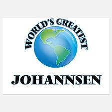 World's Greatest Johannsen Invitations