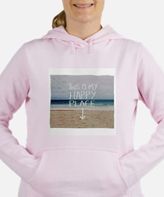 This Is My Happy Place Women's Hooded Sweatshirt