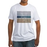 Beach Fitted Light T-Shirts