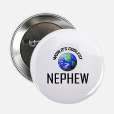 World's Coolest NEPHEW Button