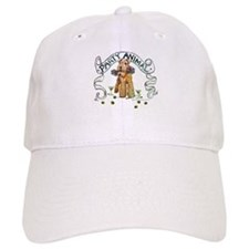 Airedale Terrier Party Baseball Cap