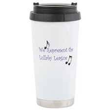 Cute Lullaby league Travel Mug