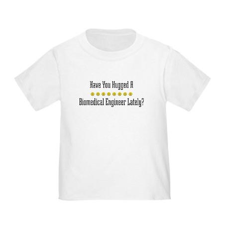 Hugged Biomedical Engineer Toddler T-Shirt