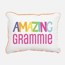 Grammie amazing Rectangular Canvas Pillow