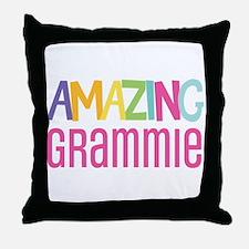 Grammie amazing Throw Pillow