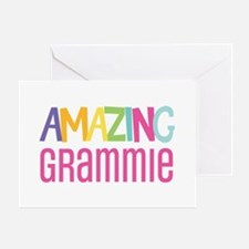 Grammie amazing Greeting Card