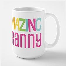 Amazing Granny Large Mug
