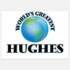 World's Greatest Hughes Invitations