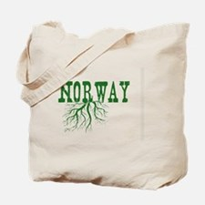 Norway Roots Tote Bag