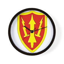 Army Air Defense Command.png Wall Clock