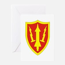 Army Air Defense Command Greeting Cards