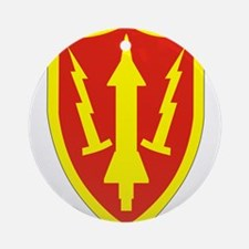 Army Air Defense Command.png Ornament (Round)