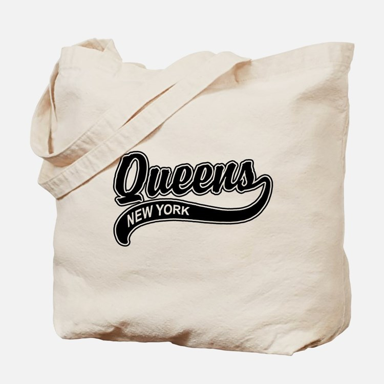 Queens New York Tote Bag