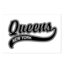 Queens New York Postcards (Package of 8)