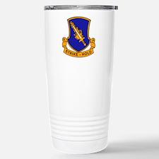 504th Parachute Infantr Travel Mug