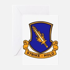 504th Parachute Infantry Regiment Greeting Cards