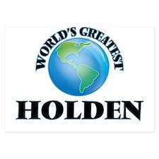 World's Greatest Holden Invitations