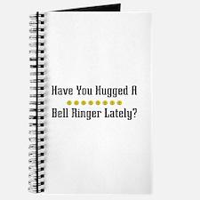 Hugged Bell Ringer Journal