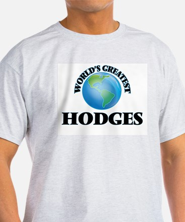 World's Greatest Hodges T-Shirt