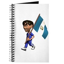 Guatemala Boy Journal
