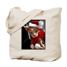 xmas_cat.jpg Tote Bag