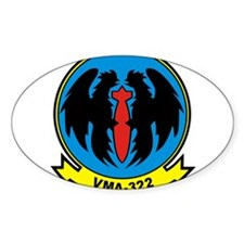 vma322 Decal