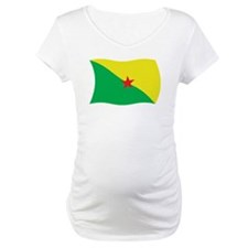 French Guiana Liberation Flag Shirt