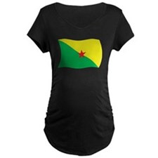 French Guiana Liberation Flag 2 T-Shirt
