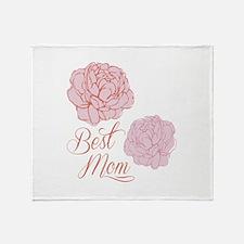 Best Mom Throw Blanket