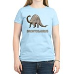 Brontosaurus Women's Light T-Shirt