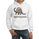 Brontosaurus Hooded Sweatshirt