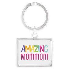 Amazing Mommom Landscape Keychain