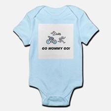 Go Mommy Go! Body Suit