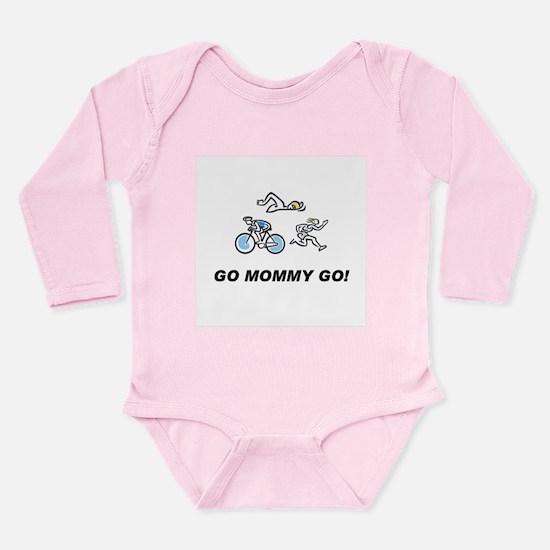 Go Mommy Go! Body Suit