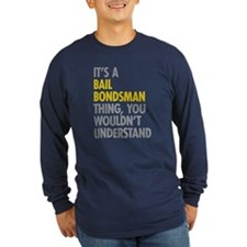 Bail Bondsman Thing T