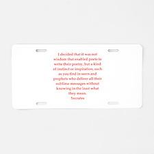 19.png Aluminum License Plate
