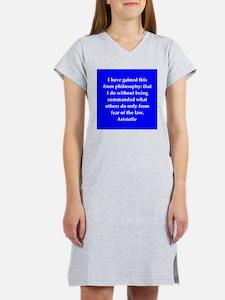 31.png Women's Nightshirt