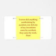 31.png Aluminum License Plate