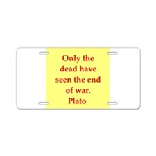 50.png Aluminum License Plate
