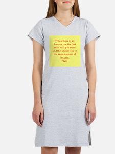 72.png Women's Nightshirt