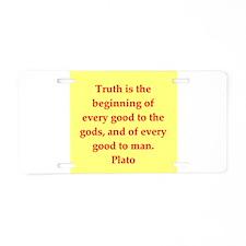 78.png Aluminum License Plate