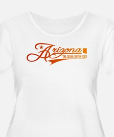 Arizona State of Mine Plus Size T-Shirt
