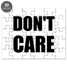 Don't Care Puzzle