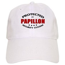 Papillon Security Baseball Cap