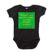 ravioli Baby Bodysuit