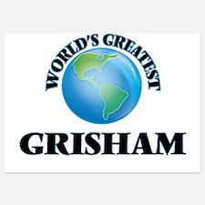 World's Greatest Grisham Invitations