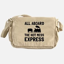 Hot Mess Express Messenger Bag
