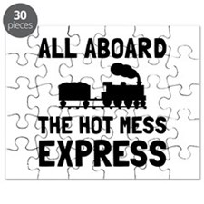 Hot Mess Express Puzzle